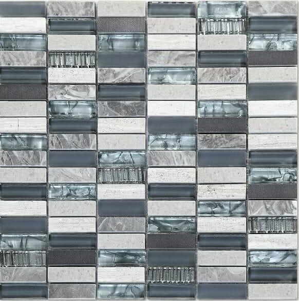 africa-elephant-grey-mosaic-tile