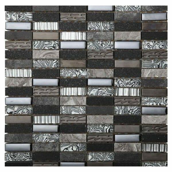 africa-zebra-black-white-mosaic-tile