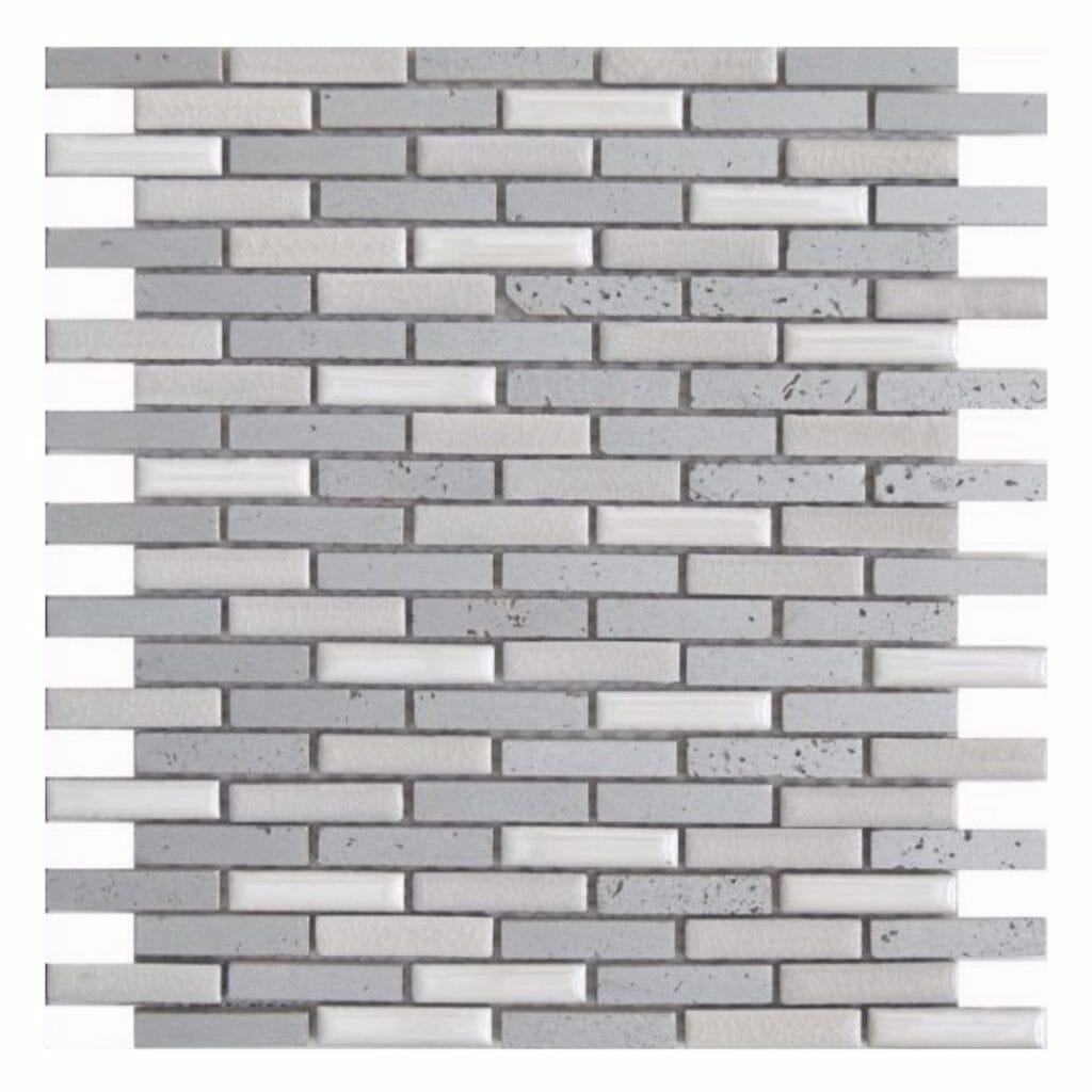 class-white-silver-mosaic-tile