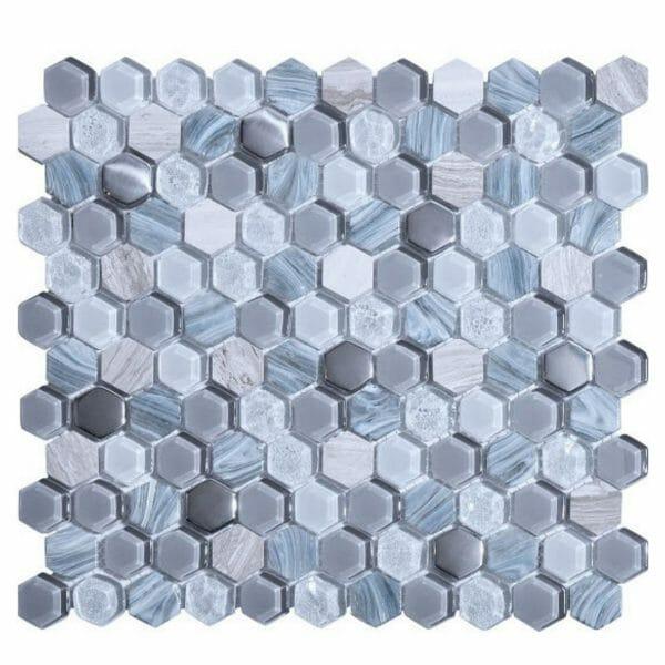 life-grey-hexagonal-mosaic-tile