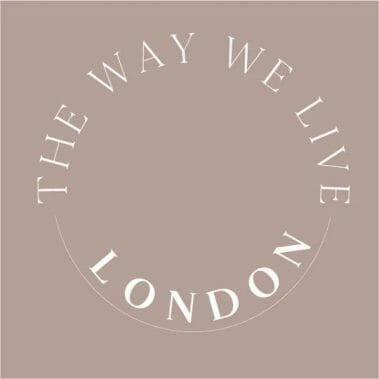 The Way We Live London Logo